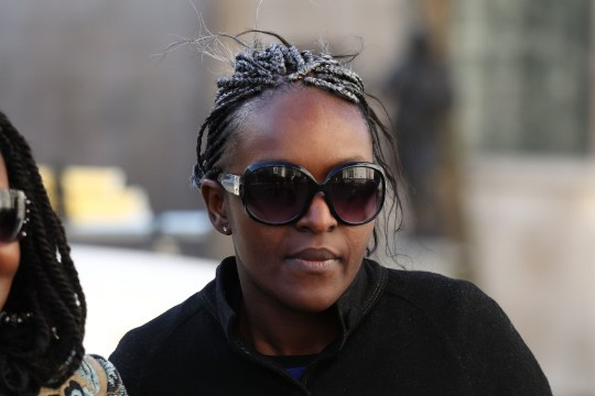 Disgraced MP Fiona Onasanya arrives outside The Royal Courts of Justice for her conviction challenge. The Peterborough MP was jailed for three months after being found guilty of perverting the course of justice by lying to police to avoid a speeding charge. PRESS ASSOCIATION Photo. Picture date: Tuesday March 5, 2019. See PA story COURTS Onasanya. Photo credit should read: Yui Mok/PA Wire
