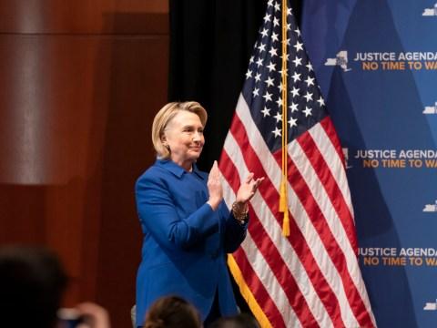 Hillary Clinton isn't running for President in 2020