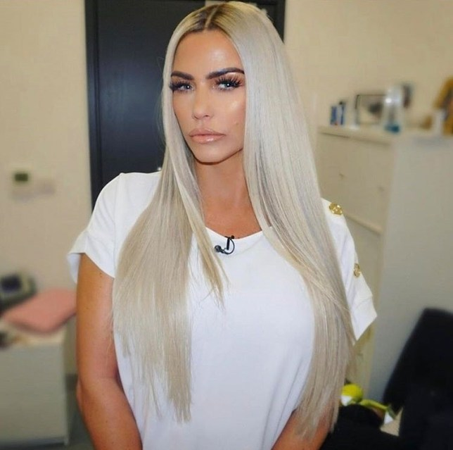 BGUK_1507945 - Various, UNITED KINGDOM - Celebrity social media photos! Pictured: Katie Price, Jordan BACKGRID UK 4 MARCH 2019 *BACKGRID DOES NOT CLAIM ANY COPYRIGHT OR LICENSE IN THE ATTACHED MATERIAL. ANY DOWNLOADING FEES CHARGED BY BACKGRID ARE FOR BACKGRID'S SERVICES ONLY, AND DO NOT, NOR ARE THEY INTENDED TO, CONVEY TO THE USER ANY COPYRIGHT OR LICENSE IN THE MATERIAL. BY PUBLISHING THIS MATERIAL , THE USER EXPRESSLY AGREES TO INDEMNIFY AND TO HOLD BACKGRID HARMLESS FROM ANY CLAIMS, DEMANDS, OR CAUSES OF ACTION ARISING OUT OF OR CONNECTED IN ANY WAY WITH USER'S PUBLICATION OF THE MATERIAL* UK: +44 208 344 2007 / uksales@backgrid.com USA: +1 310 798 9111 / usasales@backgrid.com *UK Clients - Pictures Containing Children Please Pixelate Face Prior To Publication*