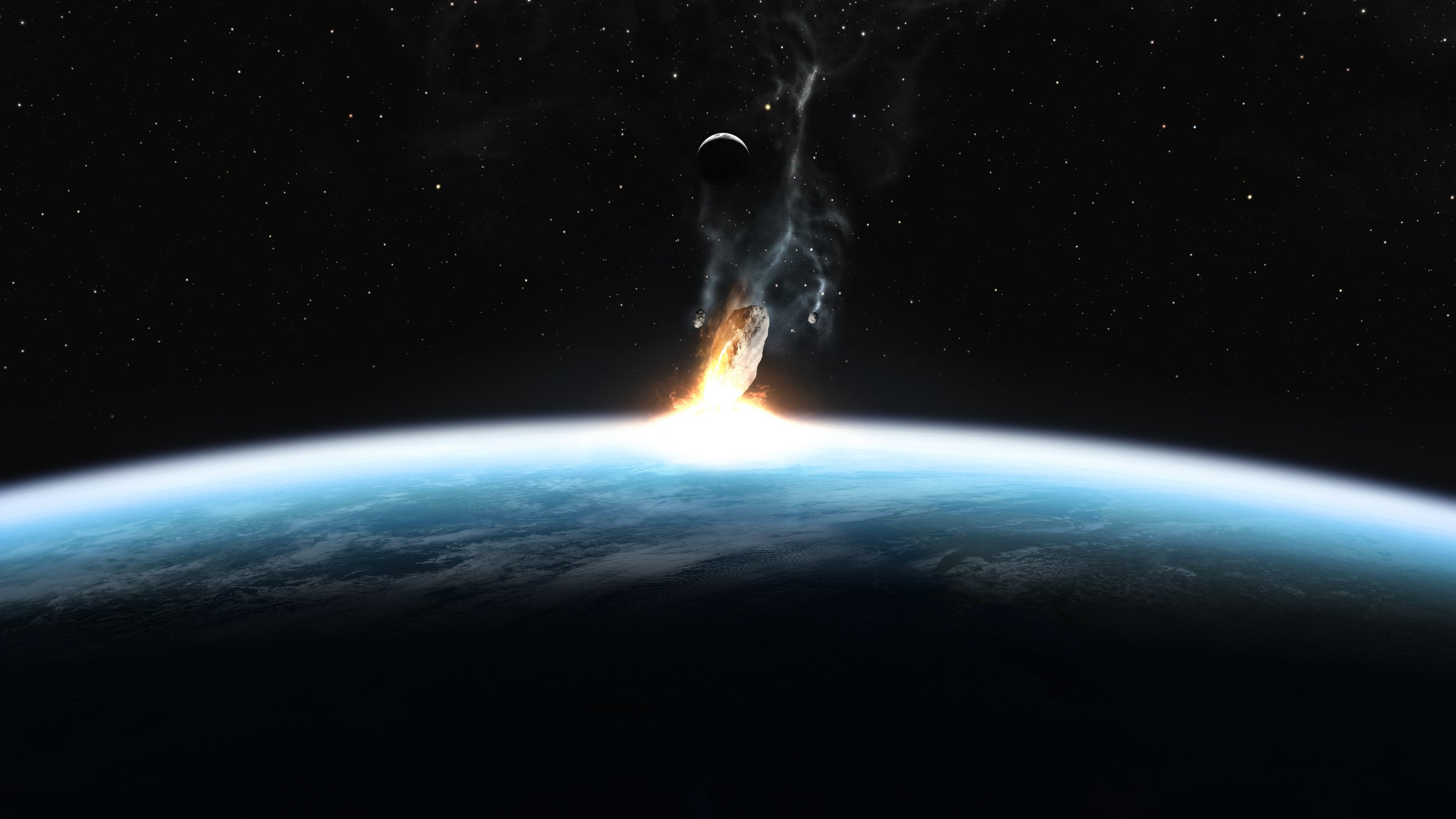 Nasa is going to show the world just how destructive an asteroid impact would be