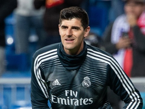 Zinedine Zidane reveals why Thibaut Courtois was dropped for Real Madrid's win against Celta Vigo