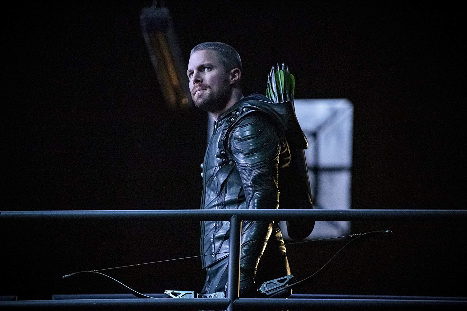 Arrow will officially end after a shortened season 8