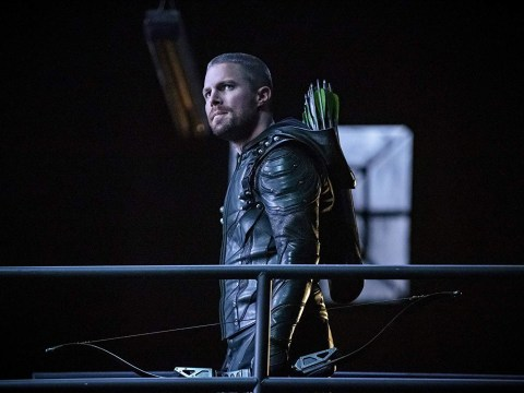 Stephen Amell tears up as he addresses Arrow ending and reveals he wanted to quit after season six