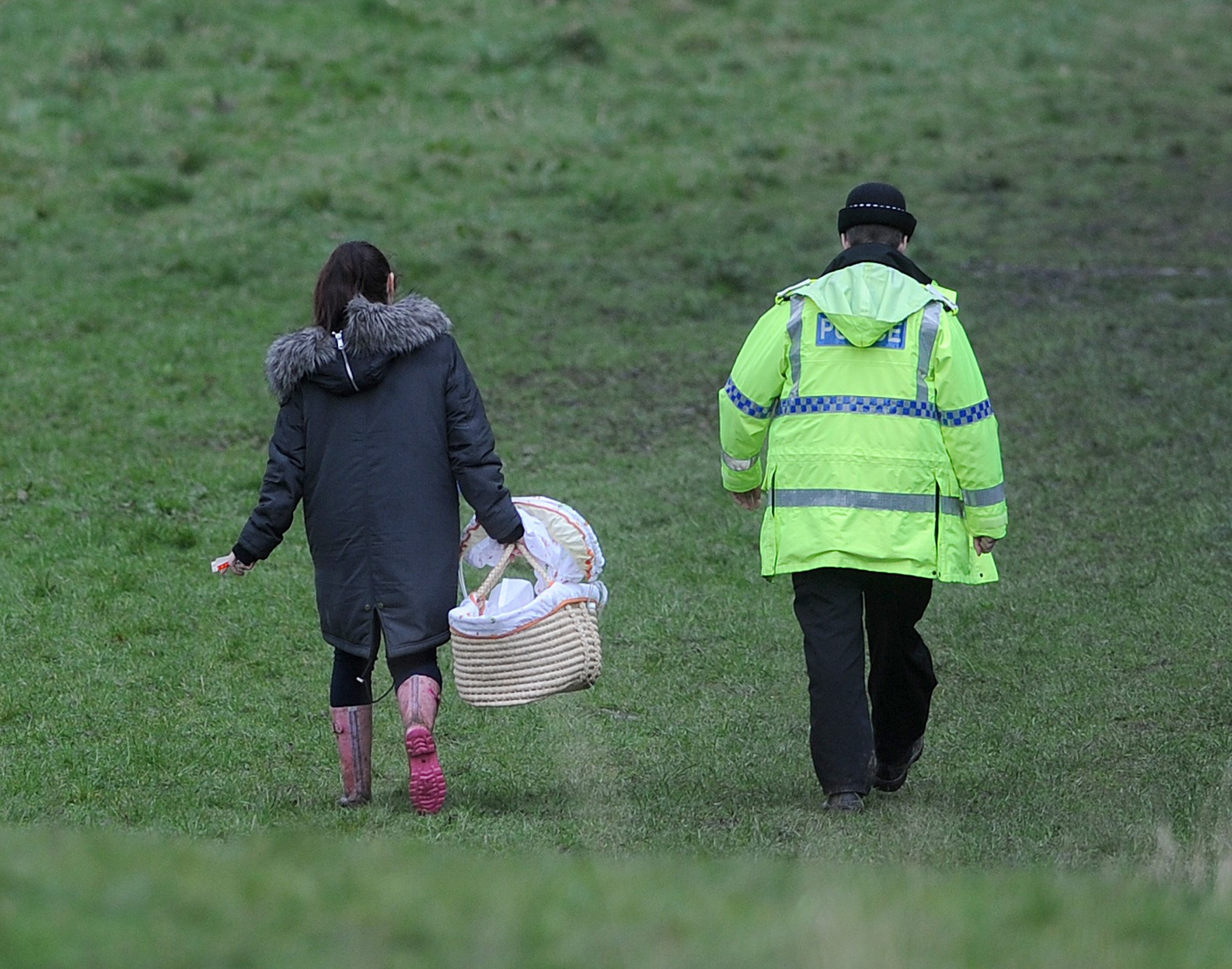 Mum of baby found dead in woods was probed by police over deaths of other children