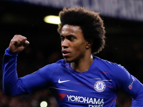 Willian targets Chelsea stay but admits he has not received assurances