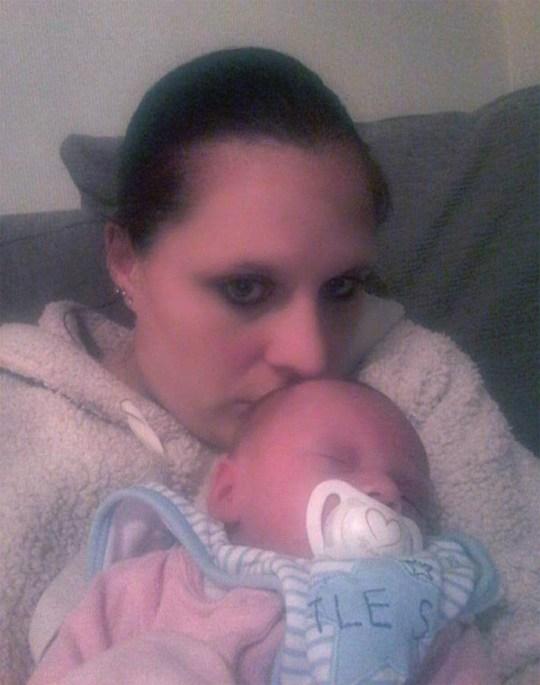 METROGRAB Abigail Palmer is accused of killing Teri-Rae