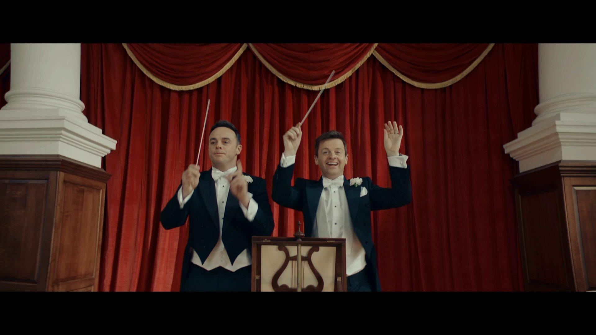 Britain's Got Talent trailer (Picture: ITV)