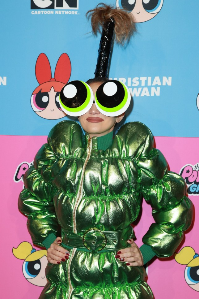 LOS ANGELES, CALIFORNIA - MARCH 08: Megan Pormer attends Christian Cowan x The Powerpuff Girls at City Market Social House on March 08, 2019 in Los Angeles, California. (Photo by Rich Fury/Getty Images)