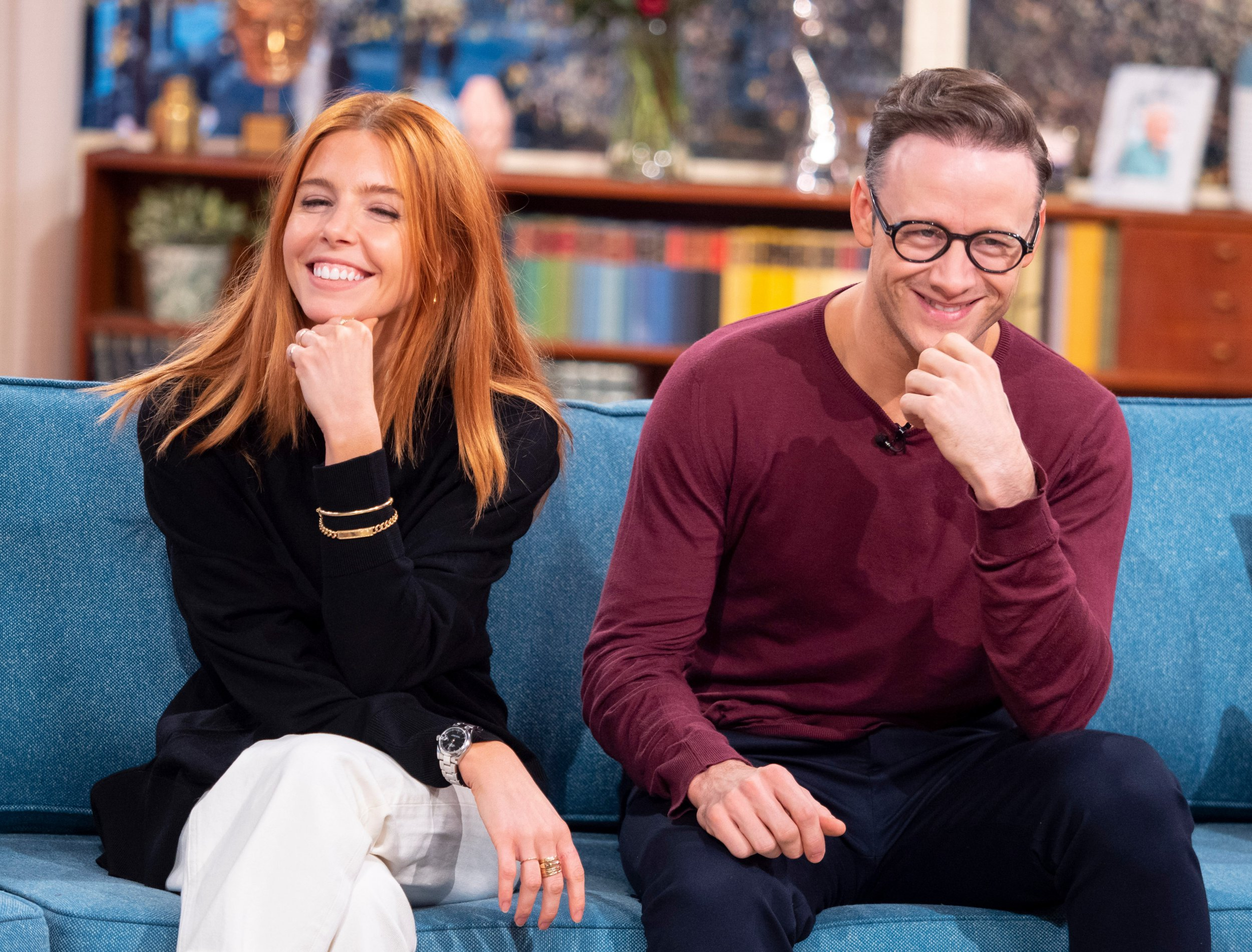 Kevin Clifton 'begged' to be Stacey Dooley's Strictly partner amid romance claims