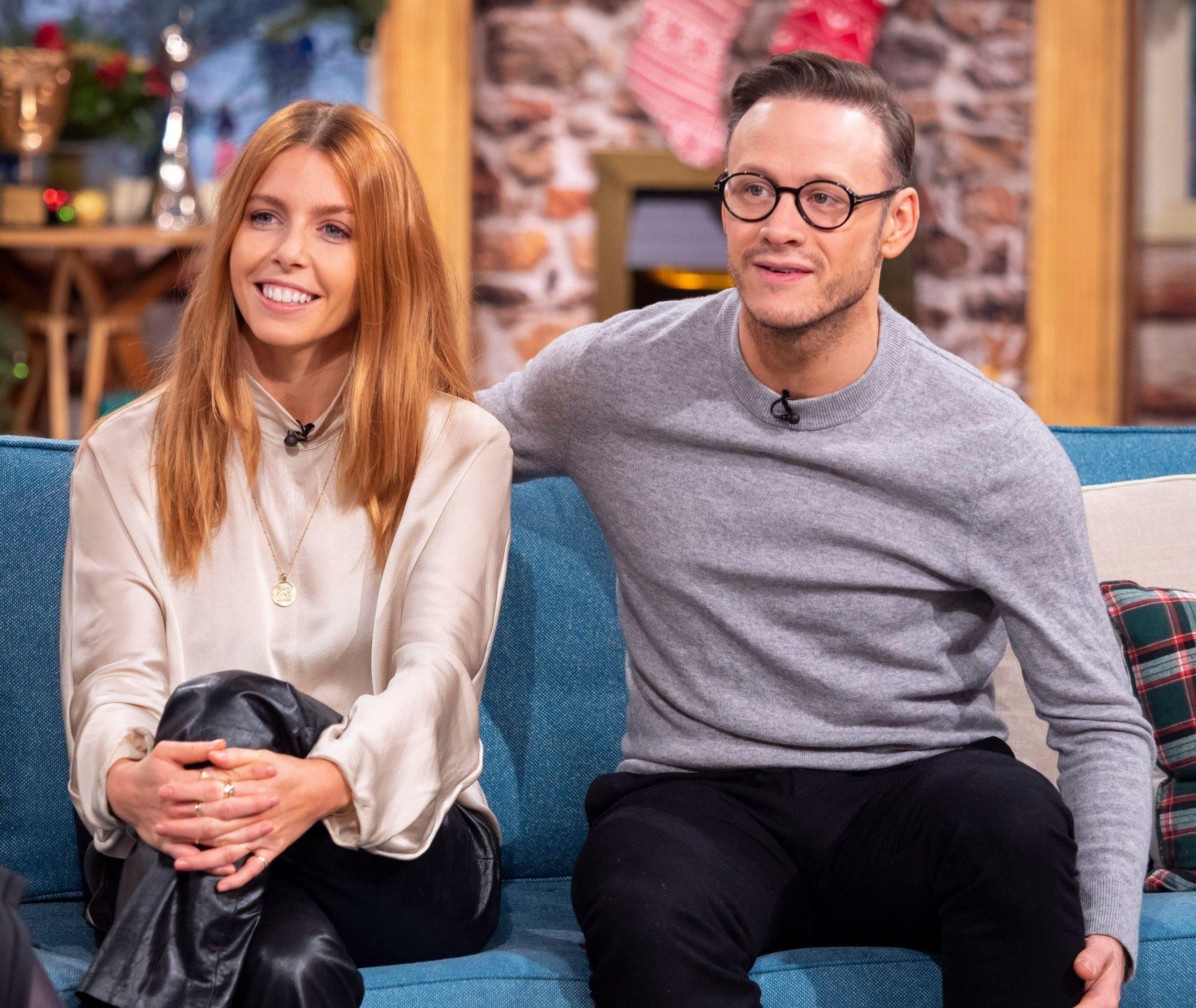 Kevin Clifton praises Stacey Dooley amid romance rumours as he speaks out about personal 'struggles'