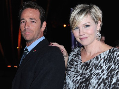 Jennie Garth lashes out after fans criticise lack of Luke Perry tribute