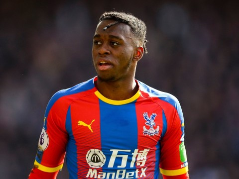 Manchester United launch 'substantial bid' to sign Crystal Palace right-back Aaron Wan-Bissaka