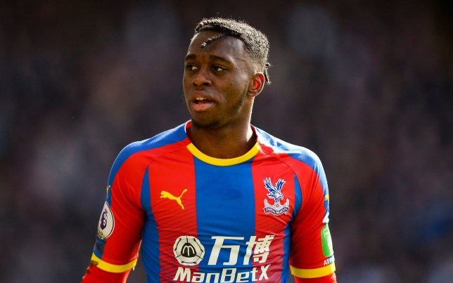 Crystal Palace right-back Aaron Wan-Bissaka is high on Manchester United's summer shortlist
