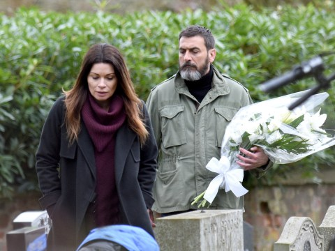 Coronation Street spoilers: Graveyard trauma for Carla and Michelle Connor as they grieve a death