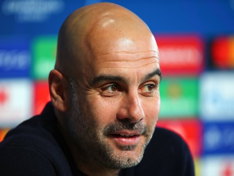 Pep Guardiola says Manchester United target Jadon Sancho didn't want the challenge at Manchester City