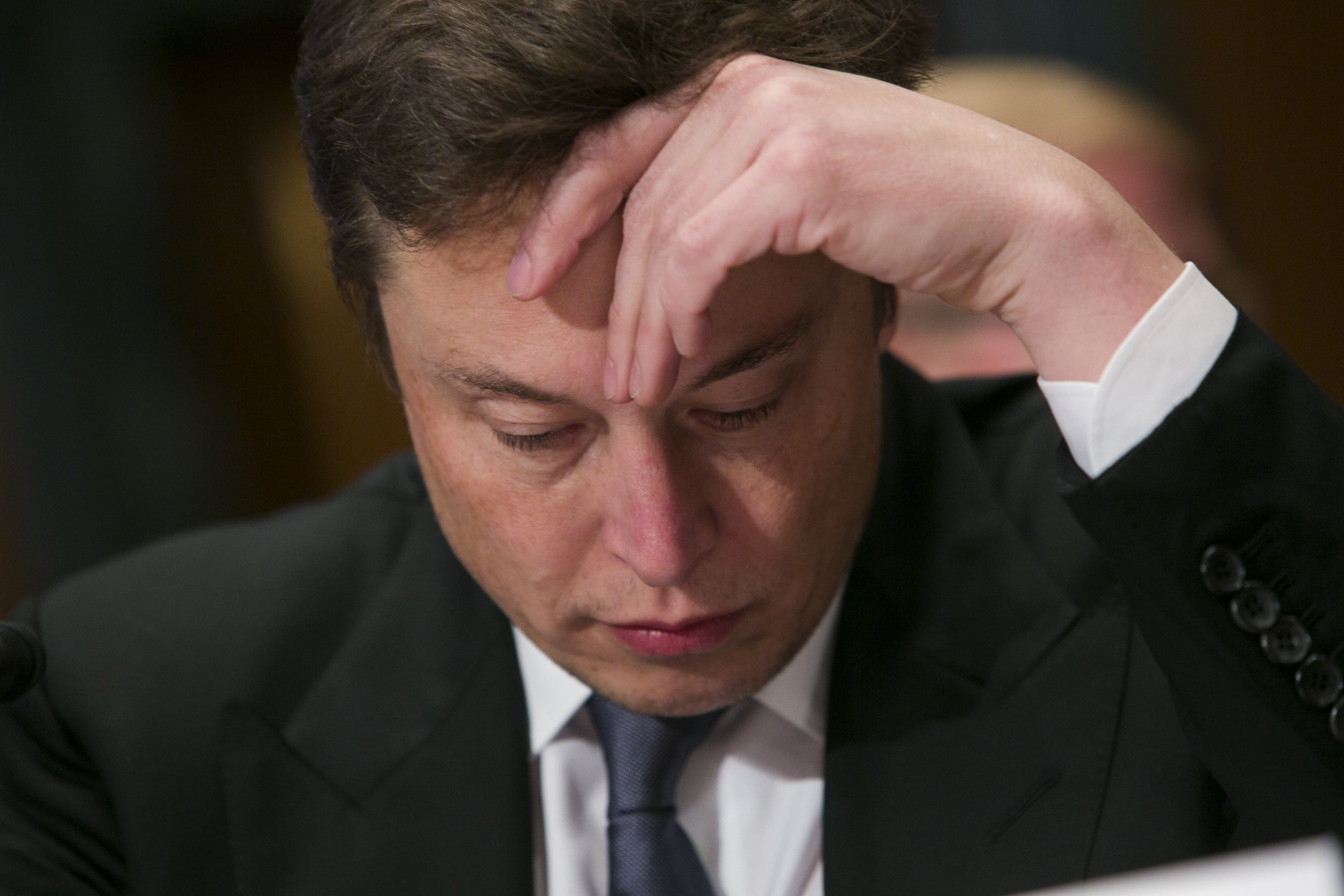 Elon Musk is about to find out how much trouble his tweets have landed him in