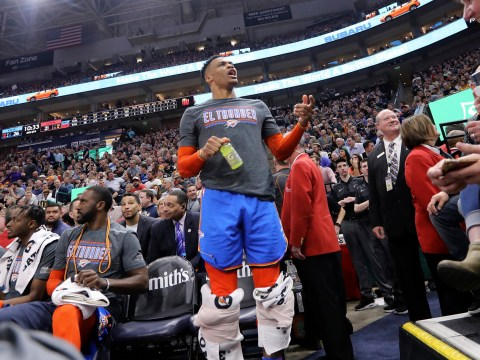 NBA star Russell Westbrook reveals what Utah Jazz fan said to trigger 'f**k you up' threat