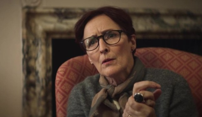 Fleabag meets Killing Eve -- Fiona Shaw joins episode 2 as the counsellor (viewer reaction)