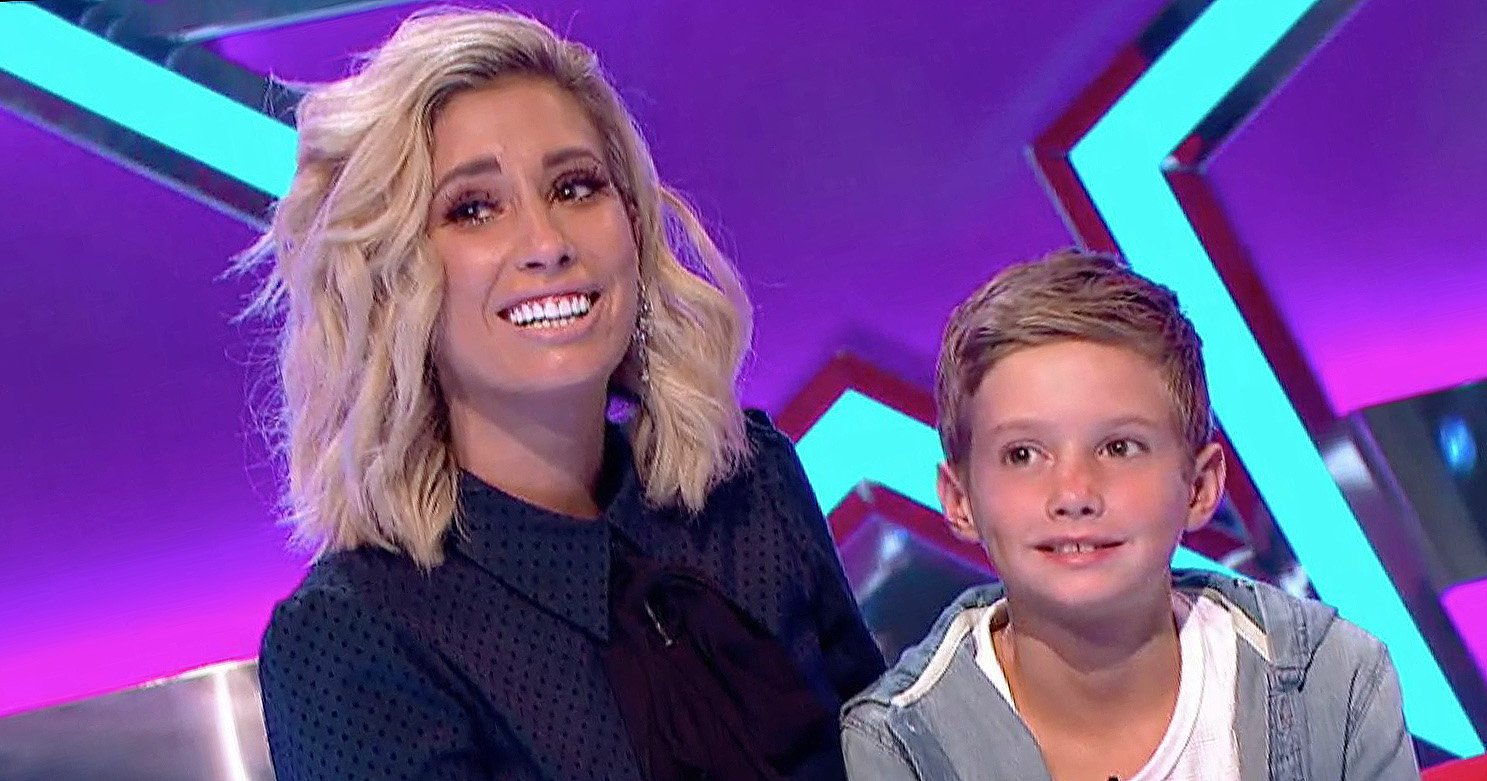Stacey Solomon once nearly left her newborn son in a supermarket