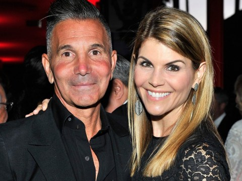 Lori Loughlin and husband Mossimo Giuannulli 'very stressed' over college fraud scandal