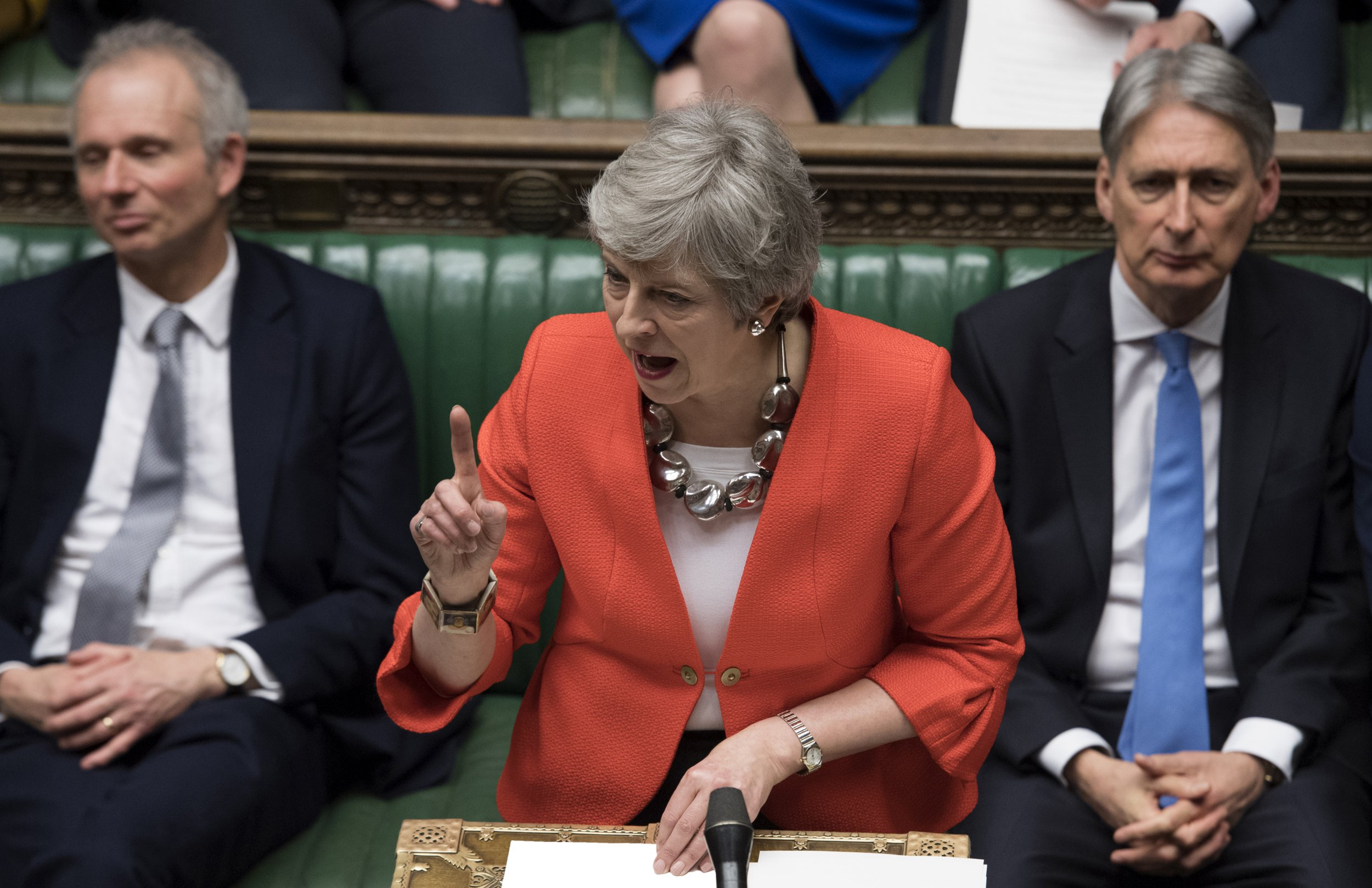What is a free vote and how could it affect the no deal Brexit vote?