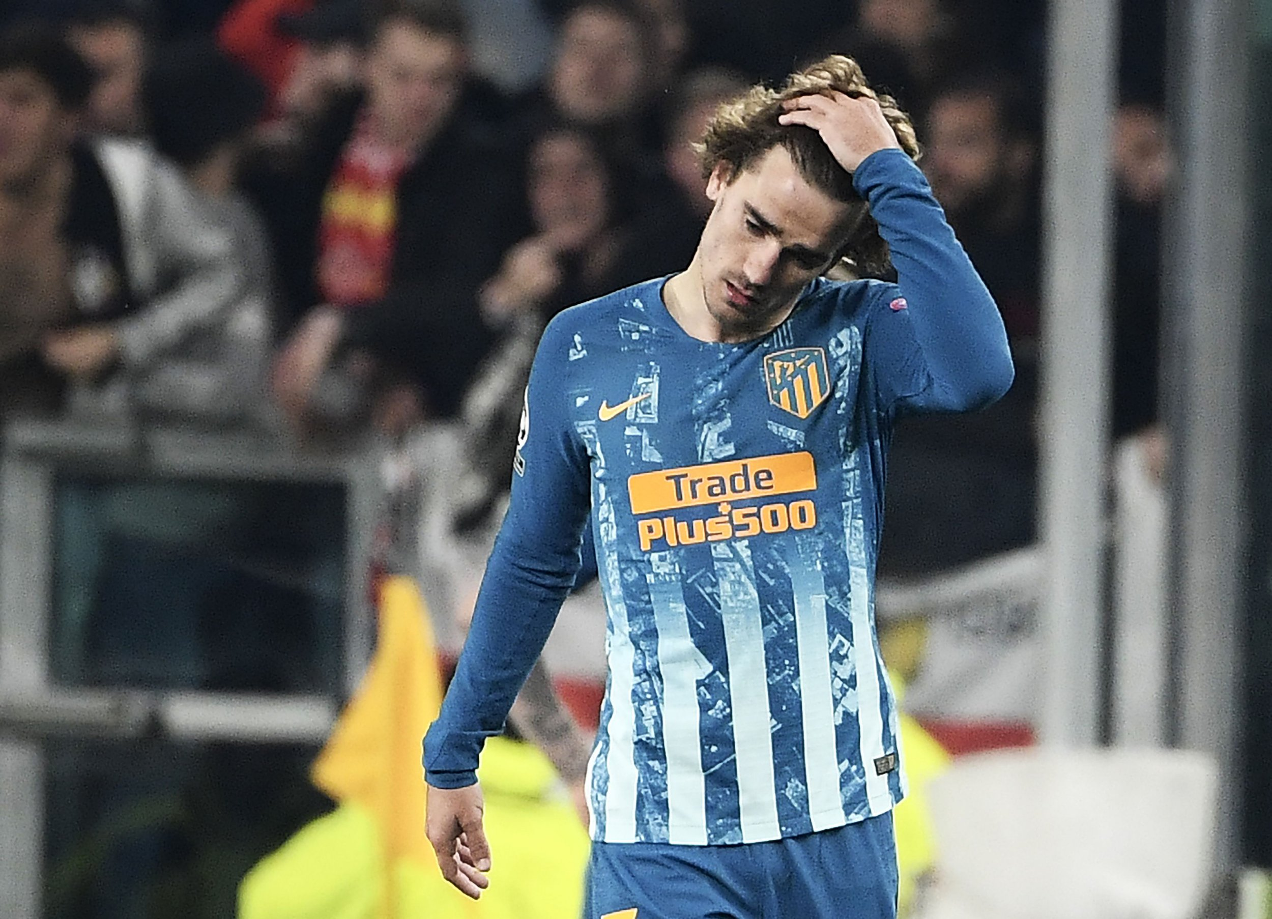 Antoine Griezmann hails Cristiano Ronaldo as Juventus knock Atletico Madrid out of the Champions League
