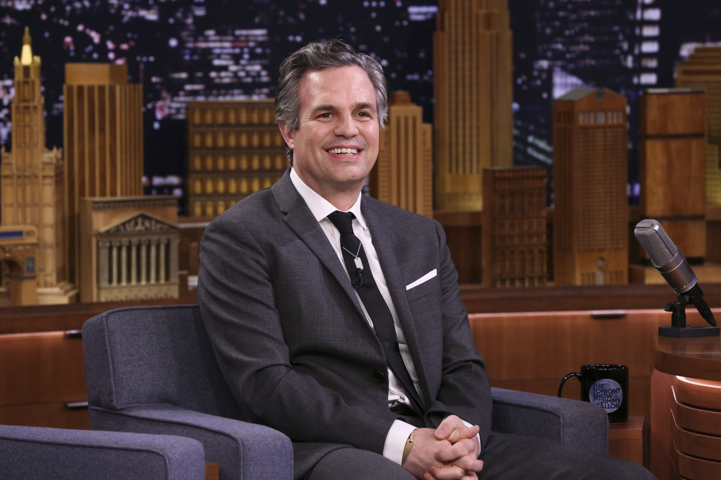 Mark Ruffalo wasn't fired, everybody! Avengers star continues to troll us as latest trailer is released