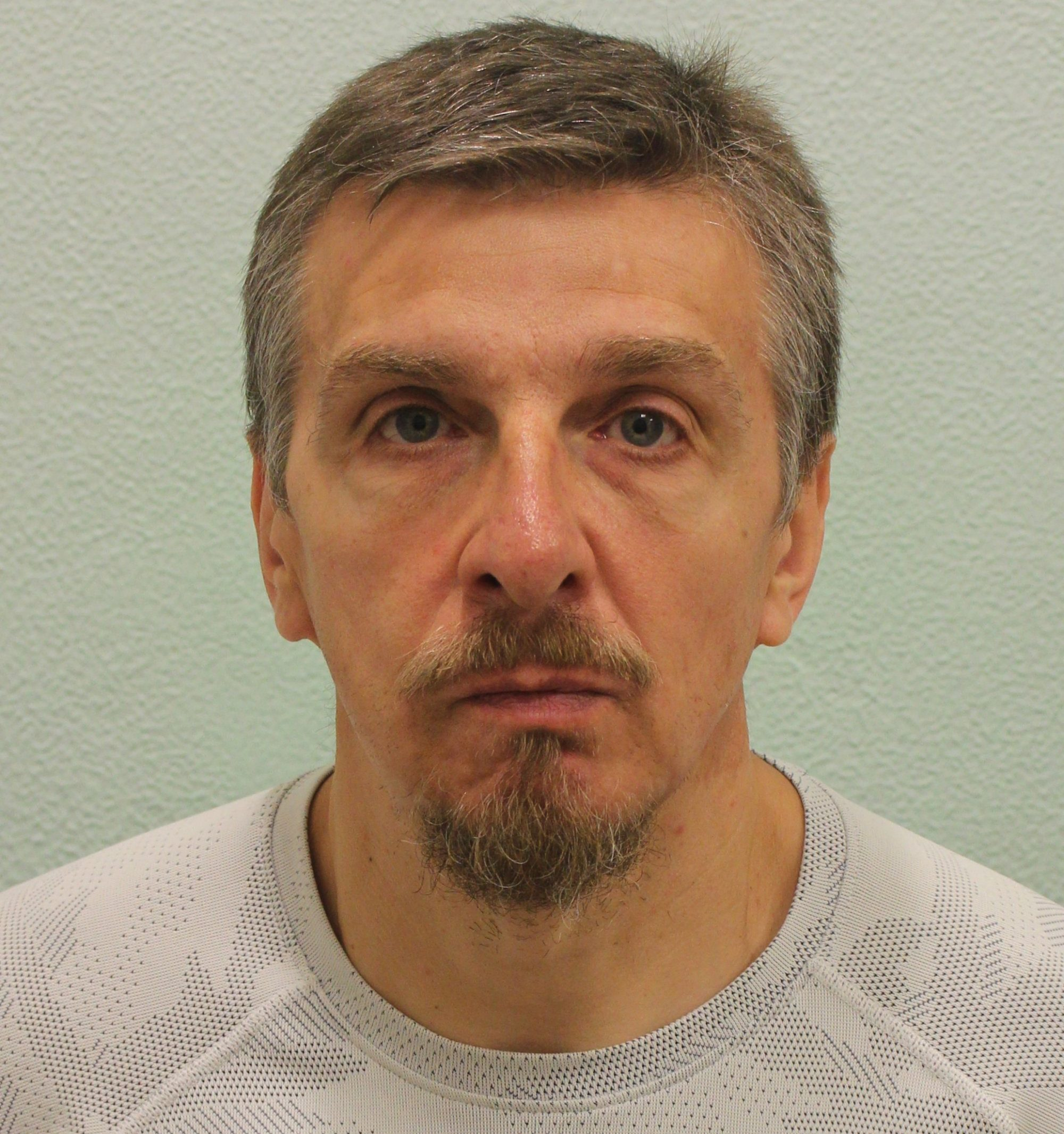 A 50-year-old man responsible for two vicious stabbings in a two-week period that left two men with life-threatening injuries has been given two life sentences. Vladimer Rutkovskis, (24.01.69) of Crowther Avenue, Brentford, was sentenced to a total of 25 years? imprisonment at the Old Bailey on Thursday, 14 March after he was convicted of two counts of attempted murder. Rutkovskis was found guilty of the charges after a trial at the same court in January. He will not be eligible for parole until he has served at least 11 years and 205 days. Rutkovskis carried out the first attack on a member of staff at a recruitment agency in Ealing on 22 March last year. The court heard Rutkovskis had made an appointment at the agency to speak to someone about a driving job. After about 30 seconds of conversation with a male employee, Rutkovskis pulled out a knife from his jacket pocket and stabbed him in the chest. The 22-year-old victim, who had only worked for the company for four days, fell onto a sofa and Rutkovskis stabbed him a further four times in the chest, neck and head area. He then fled the scene after he was disturbed by other employees of the company. The victim was taken to hospital and was treated for four significant stab wounds including two to his chest and two to his head. Fortunately, he has been able to make a full recovery from his physical injuries. Two weeks later, on 3 April 2018, Rutkovskis carried out another stabbing at a building site in Horley, Surrey.