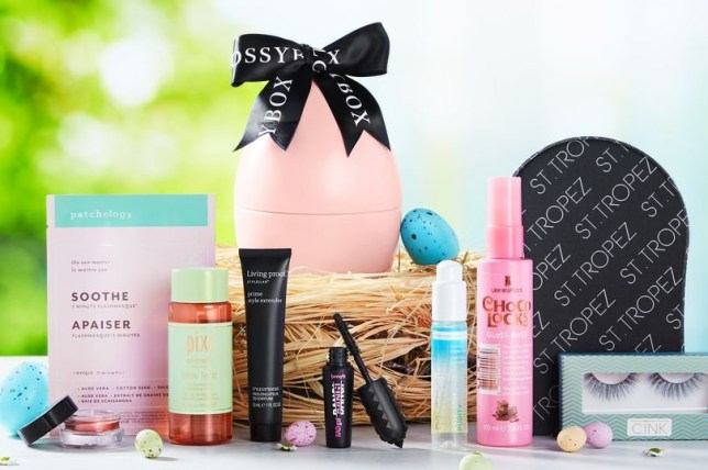Glossybox to launch beauty Easter Egg worth ?80