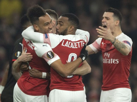 Who Arsenal and Chelsea could face in Europa League quarter-final draw