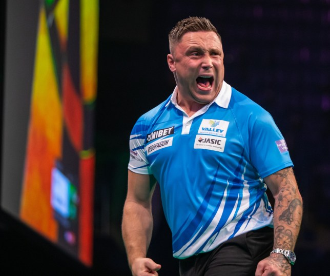 Gerwyn Price Darts