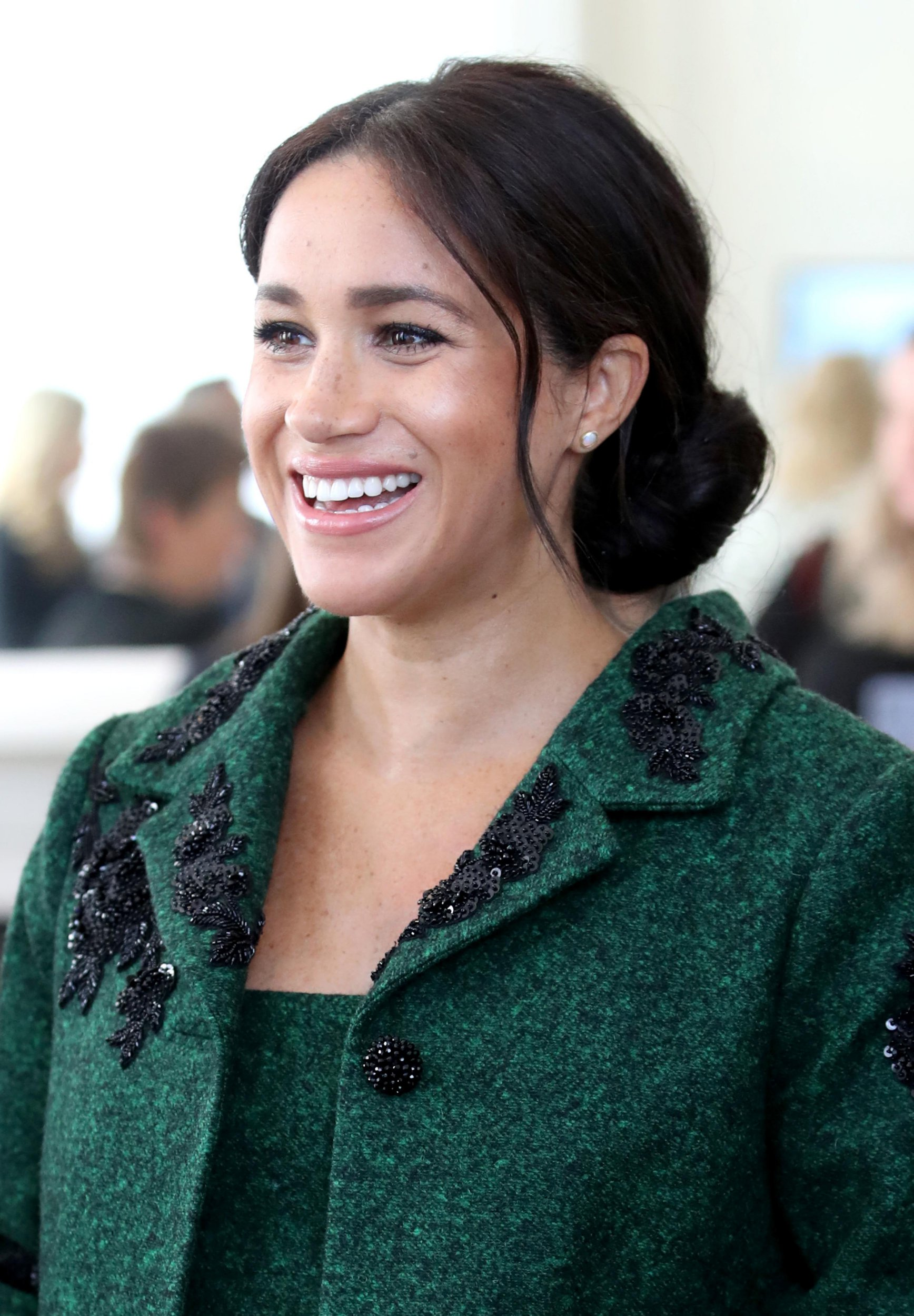 EMBARGOED TO 1100 FRIDAY MARCH 15 File photo dated 11/3/2019 of the Duchess of Sussex who has hailed the Commonwealth's youth as