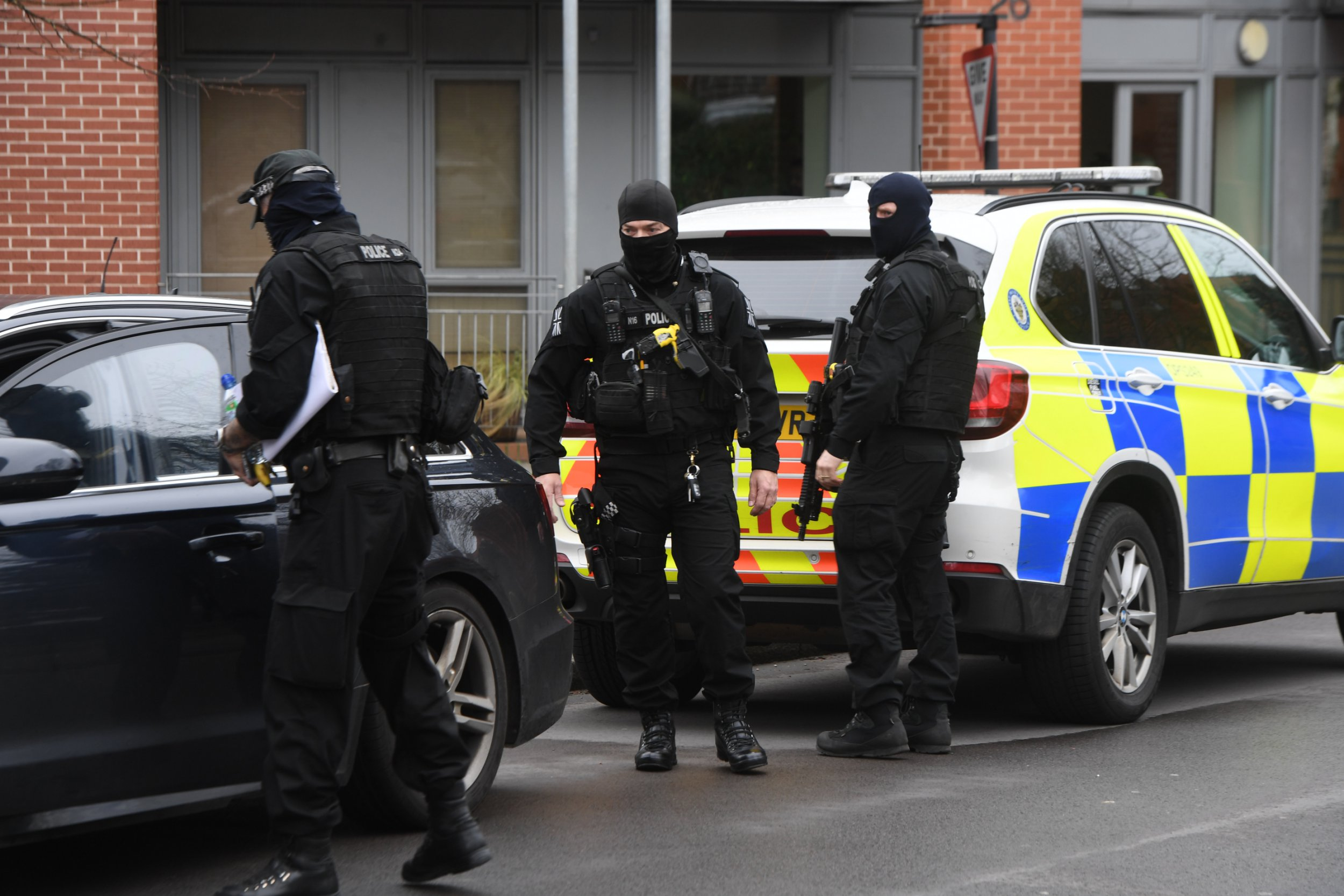 ARMED police have shot dead a man during an operation in the city centre. West Midlands Police said a warrant was executed as part of an intelligence-led operation in Wheeleys Lane in Lee Bank just before 5am today (Friday 15 March). A man, in his 50s, was shot and died a short time later at the scene. The area is currently cordoned off. Armed police at the scene of the shooting in Wheeleys Lane and Bath Row.