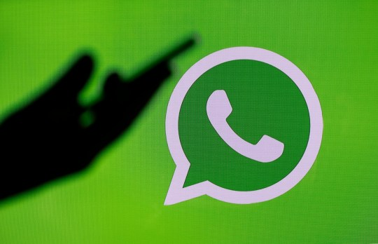 "PARIS, FRANCE - MARCH 15: In this photo illustration, the social media application logo, WhatsApp is displayed on the screen of a computer on March 15, 2019 in Paris, France. Social media Facebook, Instagram, Messenger and WhatsApp have been affected by a global outage for nearly 24 hours on March 14, 2019 cutting virtual worlds to nearly 2.3 billion potential users. Facebook has explained the causes of malfunctions that have disrupted its networks in recent days. This failure is due to the ""server configuration change"" that has caused cascading problems Facebook is excused for the inconvenience caused to users and companies that are dependent on Facebook, Instagram or WhatsApp to run their business.(Photo by Chesnot/Getty Images)"