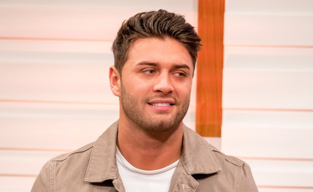 Mike Thalassitis of Love Island