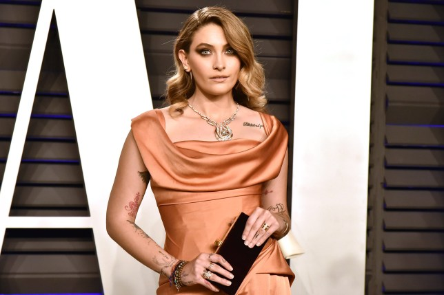 BEVERLY HILLS, CALIFORNIA - FEBRUARY 24: Paris Jackson attends the 2019 Vanity Fair Oscar Party at Wallis Annenberg Center for the Performing Arts on February 24, 2019 in Beverly Hills, California. (Photo by David Crotty/Patrick McMullan via Getty Images)
