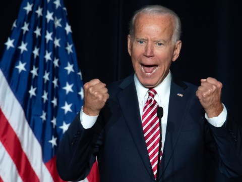 Did former Vice-President Joe Biden just enter the 2020 Presidential race?