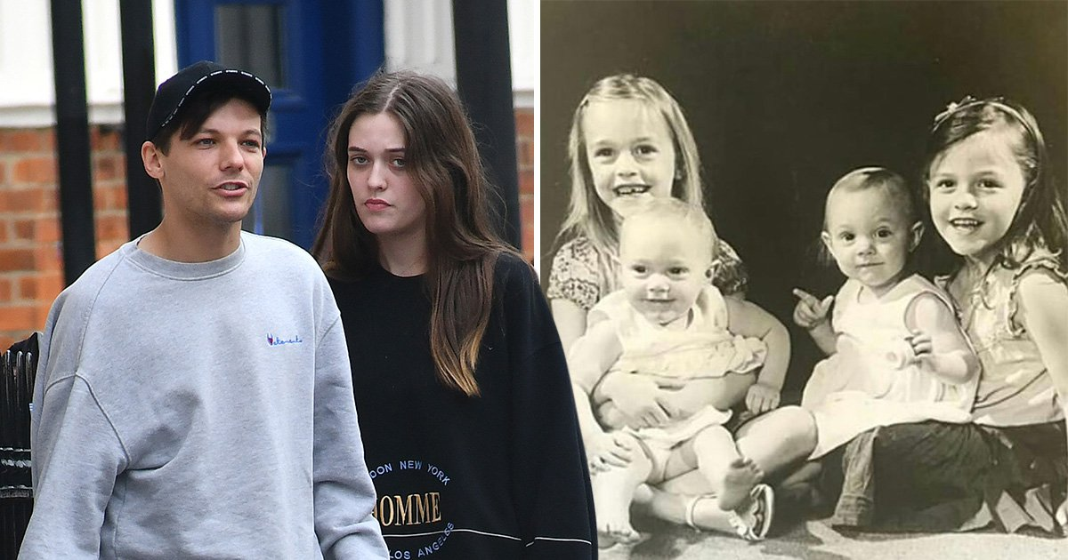 Louis Tomlinson's sibling Daisy breaks silence on sister Felicite's death: 'My heart is bleeding'