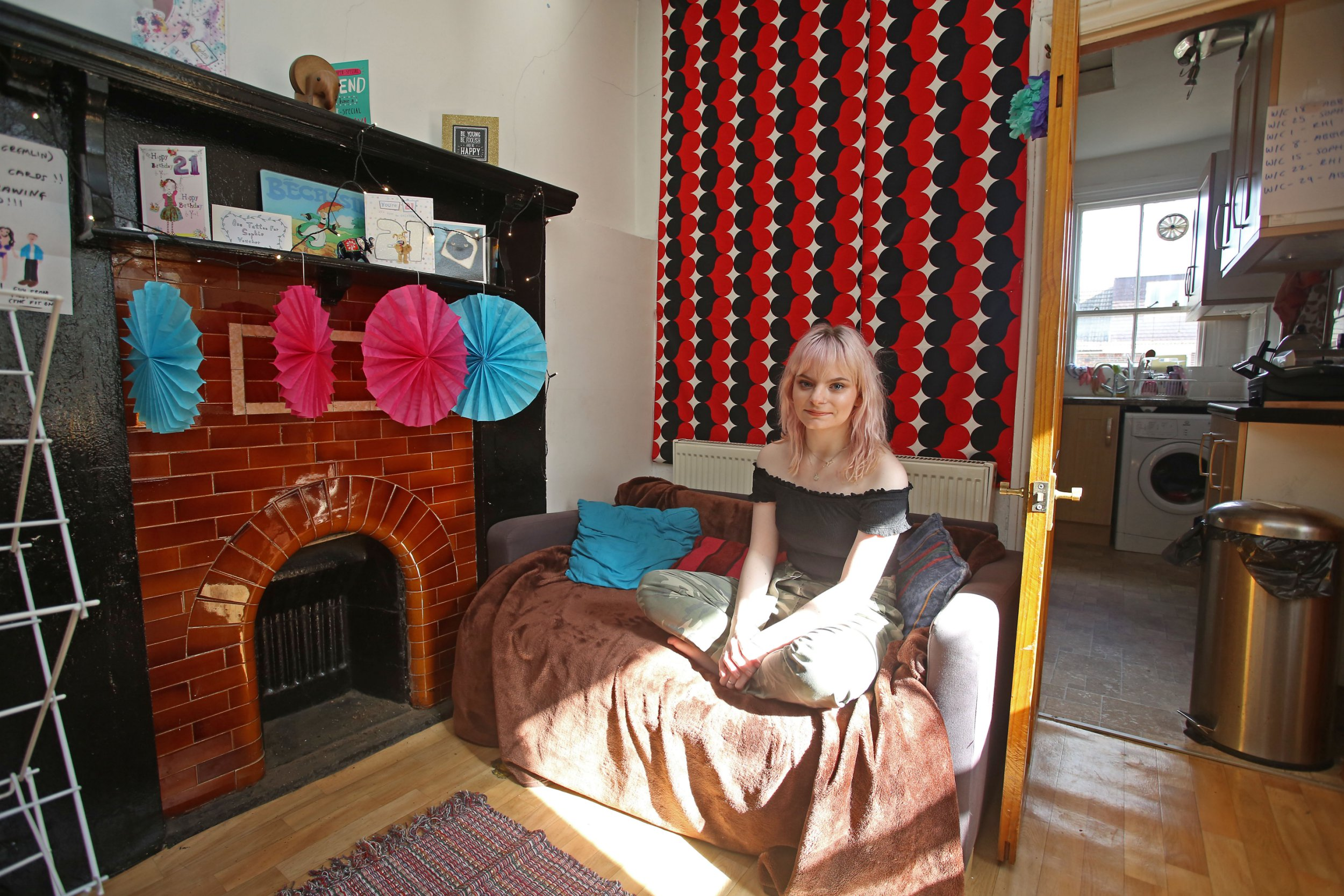 What I Rent: Abbie, £520 a month for a room in a three-bedroom flat in Manor House