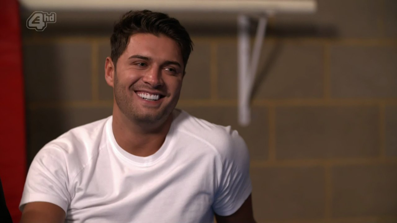 Mike Thalassitis on his trapeze dater with Lauren on 'Celebs Go Dating'. Broadcast on E4 Featuring: Mike Thalassitis When: 14 Feb 2018 Credit: Supplied by WENN **WENN does not claim any ownership including but not limited to Copyright, License in attached material. Fees charged by WENN are for WENN's services only, do not, nor are they intended to, convey to the user any ownership of Copyright, License in material. By publishing this material you expressly agree to indemnify, to hold WENN, its directors, shareholders, employees harmless from any loss, claims, damages, demands, expenses (including legal fees), any causes of action, allegation against WENN arising out of, connected in any way with publication of the material.**