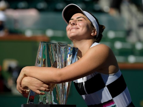 Martina Navratilova compares Bianca Andreescu to Andy Murray after stunning Indian Wells win