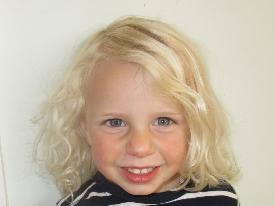 Undated handout picture released by Hampshire Police of Bethan Colebourn whose mother, Claire Colebourn is to be sentenced following her conviction at Winchester Crown Court for the murder of the three-year-old by drowning her in the bath. PRESS ASSOCIATION Photo. Issue date: Monday March 18, 2019. The court heard Colebourn hit ?rock bottom? after her high-flying husband Michael ended their 16-year-relationship. See PA story COURTS Fordingbridge. Photo credit should read: Hampshire Police/PA Wire NOTE TO EDITORS: This handout photo may only be used in for editorial reporting purposes for the contemporaneous illustration of events, things or the people in the image or facts mentioned in the caption. Reuse of the picture may require further permission from the copyright holder.