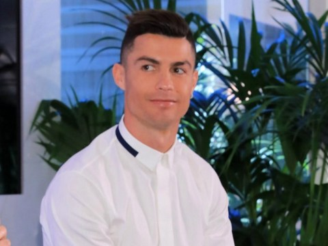 Cristiano Ronaldo not too proud to have hair transplant 'when time is right' as he opens new clinic