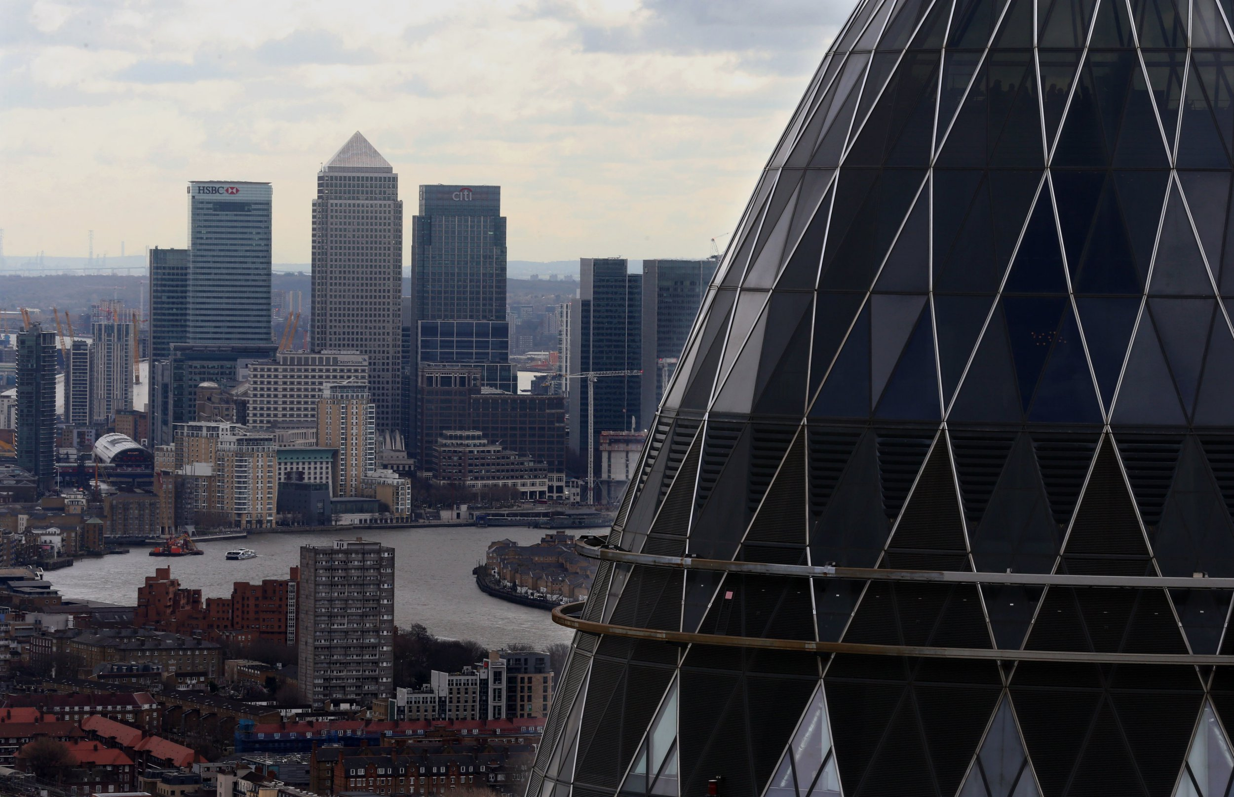 Embargoed to 0001 Tuesday March 19 File photo dated 9/3/2017 of the London skyline. London and Manchester have climbed up the rankings in an annual global report into the most expensive cities to live in. PRESS ASSOCIATION Photo. Issue date: Tuesday March 19, 2019. Rebounds in the strength of sterling have helped to push London and Manchester up by eight and five places respectively compared with last year in the Economist Intelligence Unit's 2019 Worldwide Cost of Living Survey. See PA story MONEY Cities. Photo credit should read: Chris Radburn/PA Wire