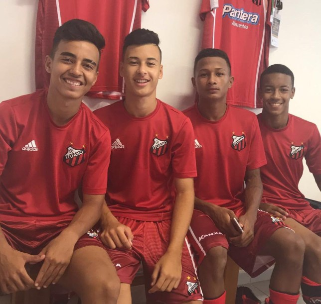Picture: Gabriel Martinelli Arsenal in pole position to sign Gabriel Martinelli