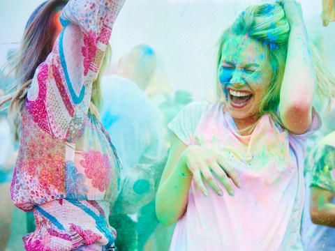 Celebrate the festival of colours at Holi events around the city