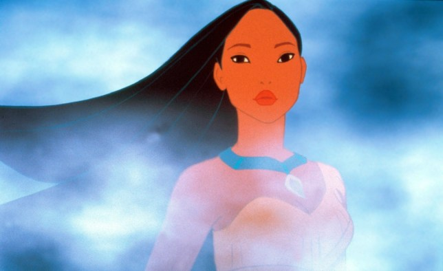 Editorial use only. No book cover usage. Mandatory Credit: Photo by Moviestore/REX/Shutterstock (1602560a) Pocahontas Film and Television
