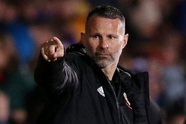 Editorial use only Mandatory Credit: Photo by Paul Currie/BPI/REX (10161351ab) Wales manger Ryan Giggs Wales v Trinidad and Tobago, International Challenge Match, Racecourse Ground, Wrexham, UK - 20 Mar 2019