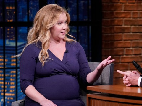 Amy Schumer didn't realise 'pregnancy was such a bummer' following chronic morning sickness