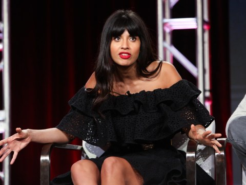 Jameela Jamil says it's her 'moral responsibility' to call out celebs promoting weight loss products amid Kardashian 'feud'
